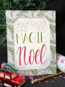 DOUBLE KIT, la magie de Noël