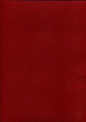 Skivertex® buffle rouge, papier simili cuir