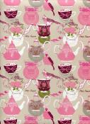 Tea time, papier fantaisie