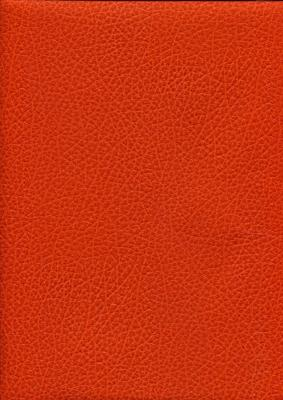 Skivertex® buffle orange, simili cuir